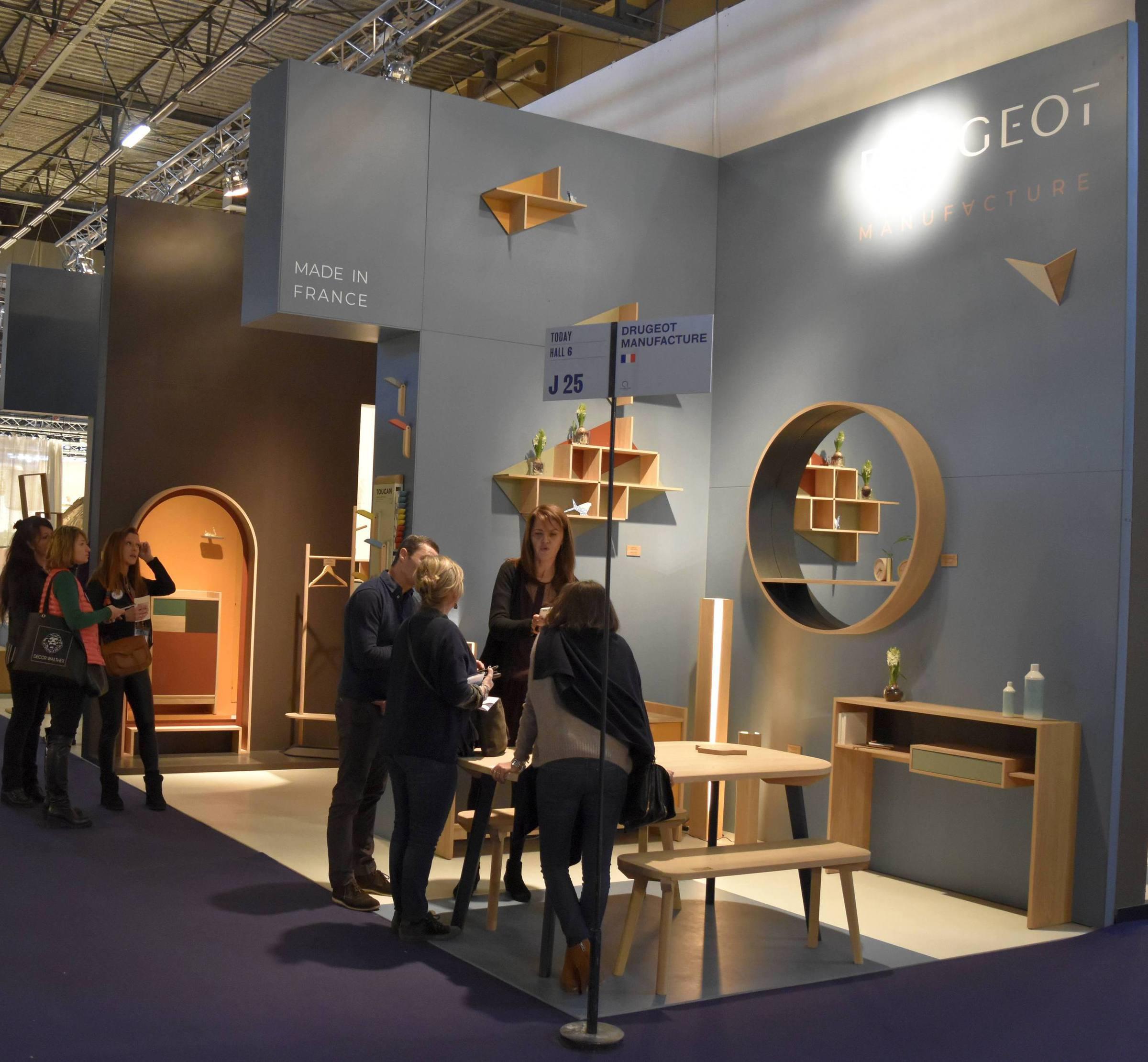 maison-objet-2019-drugeot-mobilier-design